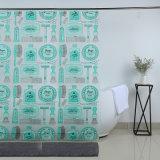 도매를 위한 주문 새로운 디자인 PEVA 목욕탕 또는 목욕 커튼