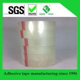 Cinta adhesiva del embalaje del color de BOPP para el uso de la fábrica