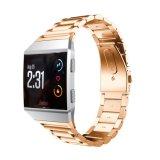 Подгонянная полоса золота способа полосы замены wristwatch для ионной