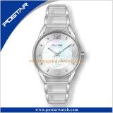 Vorwahlknopf M.-O.P mit angewandte Index-Dame-beiläufiger Uhr