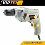 Профессиональный электрический сверлильный аппарат 650W качества 10mm