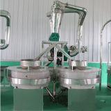 Alimento, grão que mmói e máquina de trituração