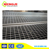 Rejilla de acero galvanizado para trabajos pesados