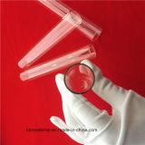 高品質の照明のための透過無水ケイ酸ガラスの管