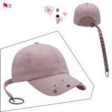 Casquettes de baseball neuves de mode d'ODM d'OEM de Headwear d'as de Guangzhou avec la longue fermeture