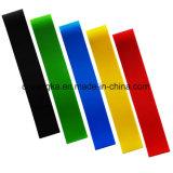 5pcs bandas elásticas de la resistencia de tensión de 5 niveles de las bandas de bucles de goma
