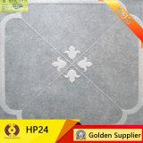浴室の無作法な陶磁器の床タイル(HP26)の外の装飾