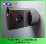 OEM d'usinage CNC en aluminium de précision de la partie de la machine à coudre