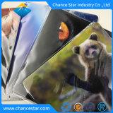 Custom Design 3D barato Mouse pad de borracha para venda