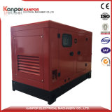 Het In het klein verkopen van Genset van de Macht van Weichai 80kw 100kVA (88kw 110kVA)