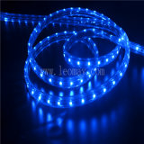LED flexible resistente al agua 24V 36LED/m azul LED flexible de la luz de la cuerda