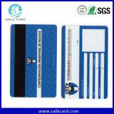 Custo - cartão eficaz do PVC, smart card, cartão de RFID