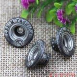 Haute qualité bouton métal prix d'usine Jeans