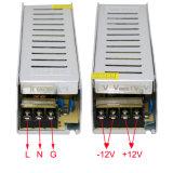 gestionnaire de 12V 10A DEL pour la bande flexible et le cadre léger