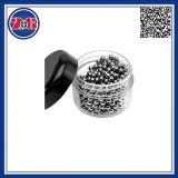 2*3mm SUS304 Decantador entusiasta de vidrio Limpieza de cordones de bolas de acero de Platillo Volante