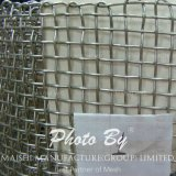 La mejor calidad de malla de alambre de acero inoxidable