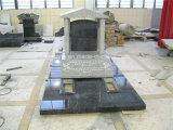 De Grafsteen van de Stijl van de Tempel van het graniet voor Singapore