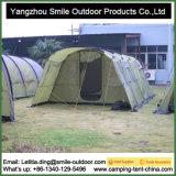 Barraca Windproof impermeável de acampamento ao ar livre da família do partido de 10 pessoas