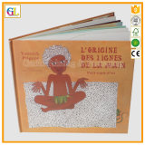 Stampa su ordinazione del libro infantile del Hardcover di colore