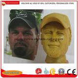 Polyresin Bobble figurita de cabeza para la resina de Deporte Bobblehead baloncesto