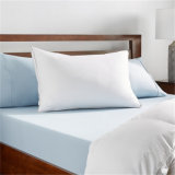 Blanco Lucury Soft almohada de plumón de pato