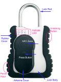 Conteneur d'E-avec GPS et de verrouillage de carte RFID et construit dans la batterie