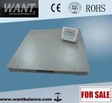 Plate-forme numérique Échelle de Platfrom en acier inoxydable