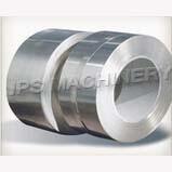 Les feuilles de métal et de la faucheuse en aluminium