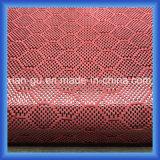 Tessuto della fibra del carbonio di Kevlar del jacquard