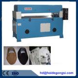 Cortadora hidráulica del paño/del cuero/de la rueda que pulimenta del algodón/de las lanas