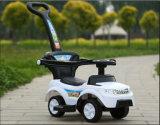 Coche de la torcedura del coche del oscilación del bebé para el paseo de los niños en el coche