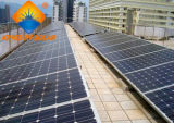 monokristalliner Sonnenkollektor des Silikon-320W für WegRasterfeld SolarStromnetz