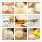 Empaque de harina de avena Weigher lineal