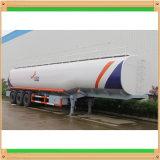 38000liters capaciteit 2 Aanhangwagen van de Vrachtwagen van Assen de Chemische Vloeibare