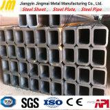 Tubo galvanizzato della saldatura del acciaio al carbonio del quadrato del tubo d'acciaio del TUFFO caldo