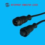 ケーブルが付いている高品質2pin 3pin 4pinの電気プラグ
