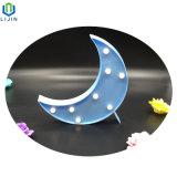 LEIDEN van de Lamp van de Nacht van de Modellering van de maan Licht voor Decoratie