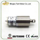 Сертификацию TS16949 OEM-производителем малых кодера постоянного тока двигателя переключения передач