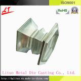 SGSが付いている真鍮のナット、ISO9001のために機械で造る高品質CNC