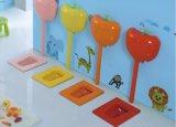 팬 (B5001)를 쭈그려 위생 상품 세라믹 아이들