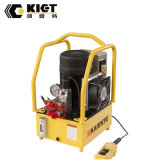 江蘇Kietのブランド油圧レンチのための電気圧力油圧ポンプ