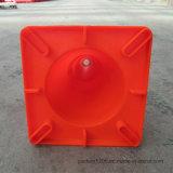 Cone proeminente durável do tráfego do PVC de Popularand 700mm do melhor preço