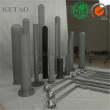 Tubo de la desgasificación del nitruro de silicio Si3n4/Sialon/tubo y rotor de cerámica /Impeller