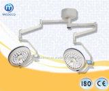 II van het LEIDENE van de Reeks de Chirurgische Lamp van Shadowless Instrument van het Ziekenhuis (II leiden 500)