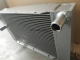 Алюминий Custom пластину и бар радиатора с водяным охлаждением воздуха