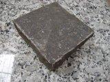 Cubo de piedra de basalto negro/Adoquines adoquines cúbicos//Piedra para pavimentación