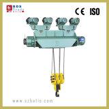 20 het Elektrische Hijstoestel van de ton van de Kabel van de Draad van China