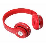 Cuffia stereo senza fili della nuova di arrivo 2018 di vendita cuffia avricolare calda di Bluetooth con la fessura per carta di deviazione standard di Ce/RoHS dalla fabbrica della Cina