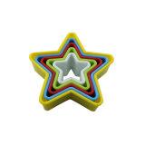 プラスチッククッキーのカッターまたはクッキーのカッターセットか卸し売りクッキーのカッター