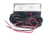 Indicador plástico de la temperatura del congelador de Elitech Tpm-900 pequeño Digitaces LCD